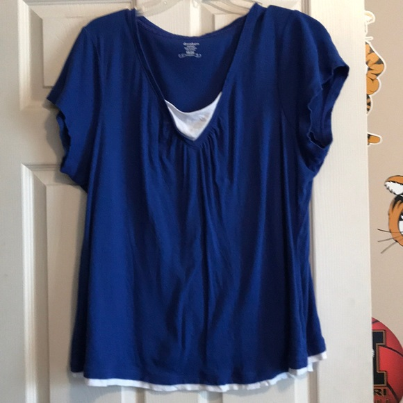 Dress Barn Tops - Dressbarn cotton shirt